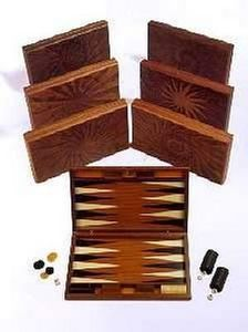 Dal Negro -   - Backgammon