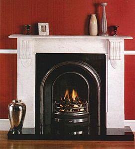 The Edwardian Fireplace -  - Cheminée À Foyer Ouvert