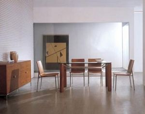 TS Furniture -  - Table De Repas Rectangulaire