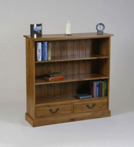 Pippy Oak Furniture -  - Bibliothèque Ouverte