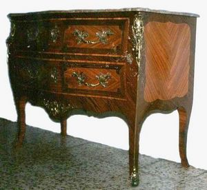 A.BERNAL & S.HOHL -  - Commode