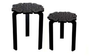 Tereza Prego Design - soho flower table - Table D'appoint
