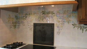 Faiences De Ponchon -  - Carrelage Mural
