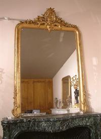 Abj Cheminees Anciennes -  - Miroir