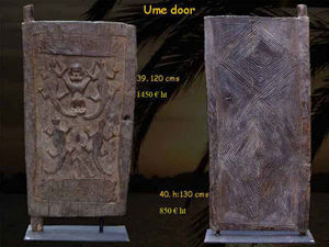 Timor -  - Porte Ancienne
