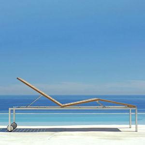 TEAK & GARDEN -  - Bain De Soleil