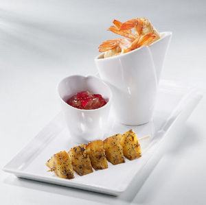 REVOL -  - Assiette Canapé