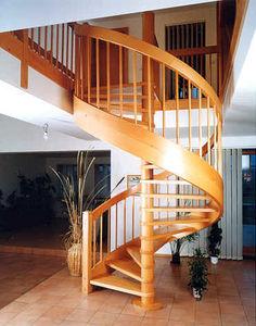 Schody Stadler - vreteno - Escalier Hélicoïdal