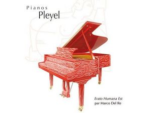 PIANOS PLEYEL - erato humana est - Piano Demi Queue