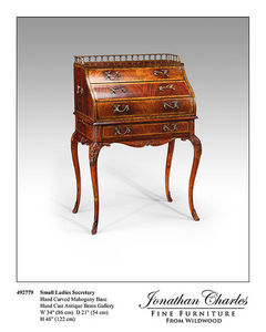 Jonathan Charles Fine Furniture -  - Dos D'âne