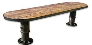 creantik -  - Table De Repas Ovale
