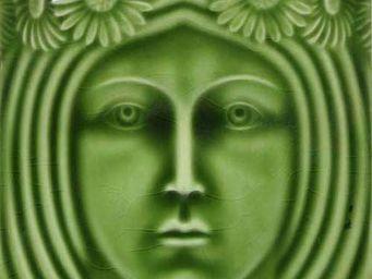 Replicata - dekorfliese dame - Carrelage Mural