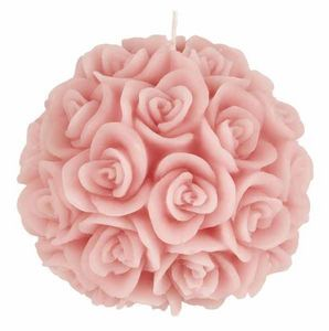 La Compagnie Des Senteurs - boule de rose - Bougie Parfumée