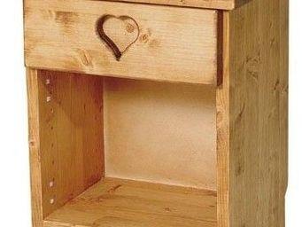 Azur Confort - chevet 074 - Table De Chevet