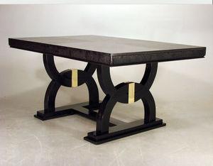 Galalithe -  - Table De Repas Rectangulaire