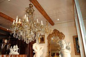 Antiquites Decoration Maurin -  - Lustre