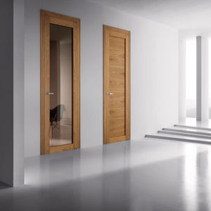 Silvelox - avant unaluca bronzo - Porte De Communication Pleine
