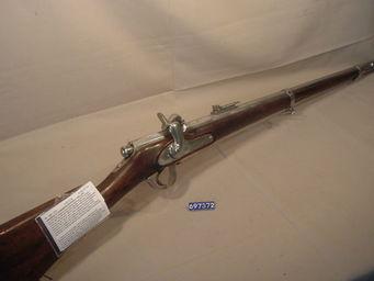 LE HUssARD - carabine du commerce manceaux vieillard - Carabine Et Fusil