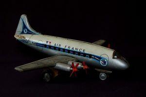 Décoantiq - dc4 - Maquette D'avion