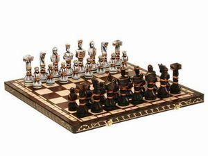 Maison De La Ville De Saint-Etienne -  - Jeu D'échecs