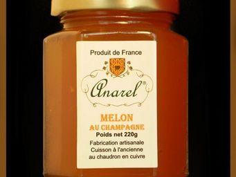 ANAREL - melon - Confiture