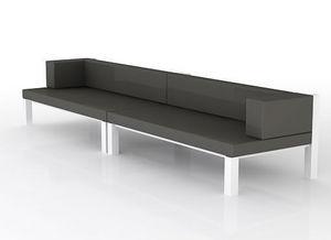 swanky design - lix modular sofa - Canapé De Jardin