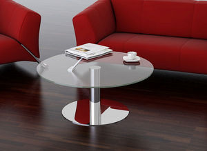 swanky design - adelphi coffee table - Table Basse Ronde
