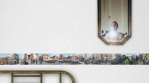 Walldesign - rome - Papier Peint Panoramique