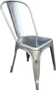 Mixing Club - industriel - Chaise D'atelier