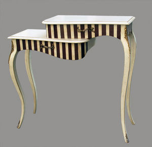 Lawrens - console pieds galb�s - Console