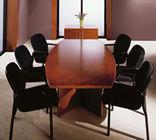 Act Furniture Manufacturers - nimbus stormy oak - Table De Réunion
