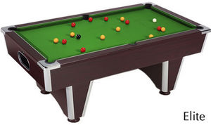 Academy Billiard - elite pool table - Billard Am�ricain