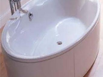 Hoesch Design France - midi oval - Baignoire Ilot