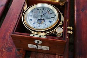 La Timonerie -  - Chronomètre
