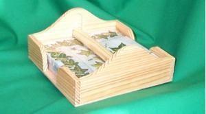 L'Arboiserie -  - Distributeur De Serviettes En Papier