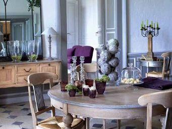 Grange - luberon - Table De Repas Ronde