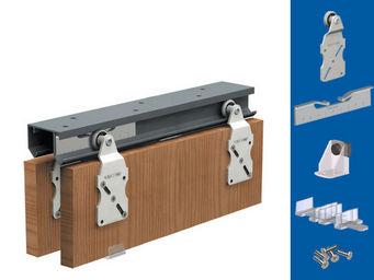 Wimove - kit garniture pour 2 portes horus - Motorisation Pour Porte D'int�rieur