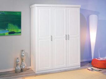 Miliboo - clara armoire - Armoire À Portes Battantes