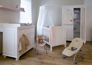 ABC MEUBLES - armoire 2 portes nice - Armoire Enfant
