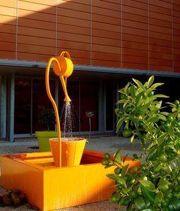 Olikid - --leopold xl - Fontaine Centrale D'extérieur