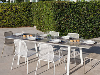 ITALY DREAM DESIGN - bend - Table De Jardin � Rallonges