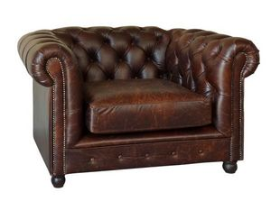 European Heritage -  - Fauteuil Chesterfield