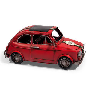 MAISONS DU MONDE - voiture italienne rouge - Voiture Miniature