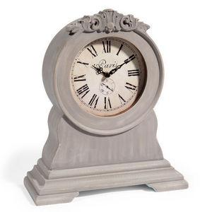Maisons du monde - horloge à poser catherine - Horloge À Poser