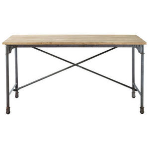 Maisons du monde - table � d�ner archibald - Tallboy