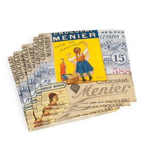 MAISONS DU MONDE - serviette menier x 20 - Serviette En Papier