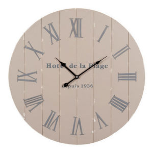Maisons du monde - horloge bord de mer - Horloge De Cuisine