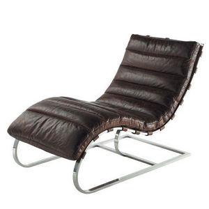 Maisons du monde - chaise longue freud - Chaise Longue