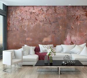 IN CREATION - rouille abstraite - Papier Peint Panoramique