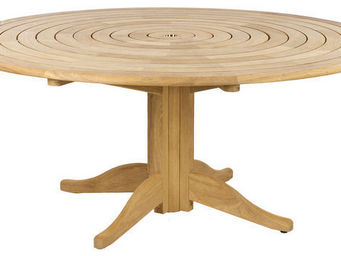 Alexander Rose - roble - Table De Jardin Ronde